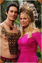 Brooke Logan et Ridge Forrester
