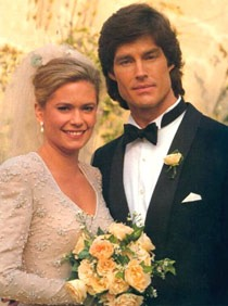 Caroline Spencer Sr et Ridge Forrester