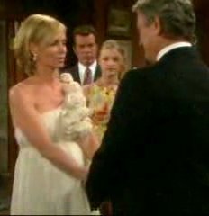 Ashley Abbott et Victor Newman