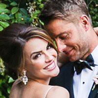 Carnet blanc : Justin Hartley et Chrishell Stause se sont mariés !