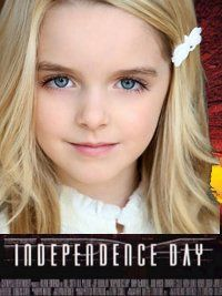 McKenna Grace (Faith Newman) dans Independence Day 2
