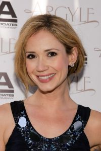 Ashley Jones dans General Hospital !
