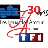 Trente ans de diffusion des Feux de l'Amour en France sur TF1