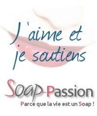 Comment soutenir Soap-Passion ?