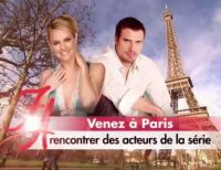 Sharon Case et Joshua Morrow de retour à Paris !
