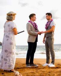 Greg Rikaart vient de se marier !