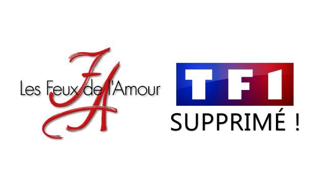 Les Feux de l'Amour supprimé sur TF1 dès le 28 novembre
