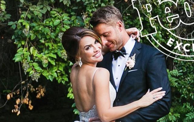 Carnet blanc : Justin Hartley (ex Adam des Feux de l'Amour) et Chrishell Stause se sont mariés !