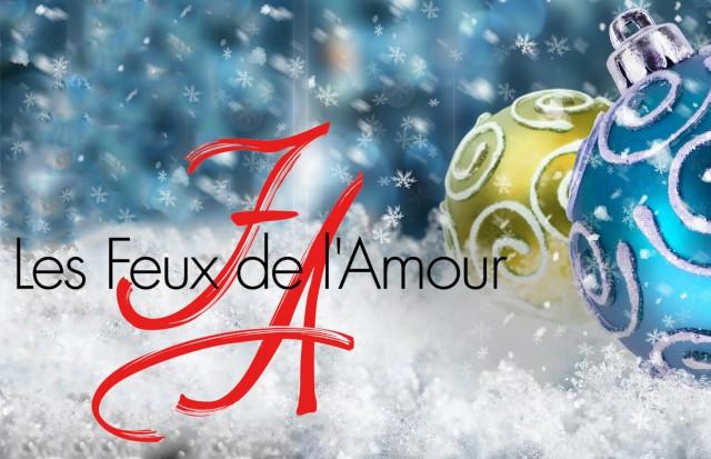 Le point sur la diffusion des Feux de l'Amour à Noël