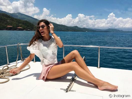 Iris Mittenaere (Miss France et Miss Univers 2016) dans Amour, Gloire et Beauté – Top Models?