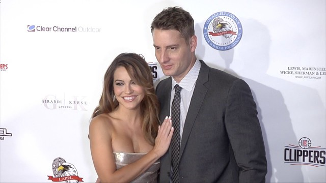 Justin Hartley (Adam Newman) et Chrishell Stause (Bethany) sont fiancés !