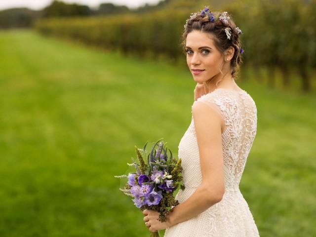 Carnet blanc : Lyndsy Fonseca (ex Colleen Carlton) s'est mariée !