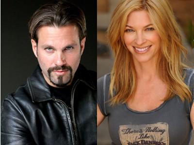 Tracy Melchior (Kristen) et Paulo Benedeti (Tony) de retour dans Amour, Gloire et Beauté - Top Models