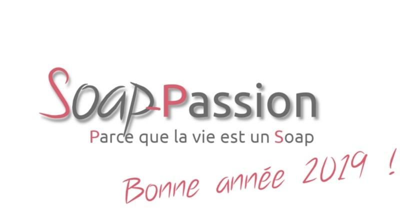 Soap-Passion vous souhaite une bonne année !
