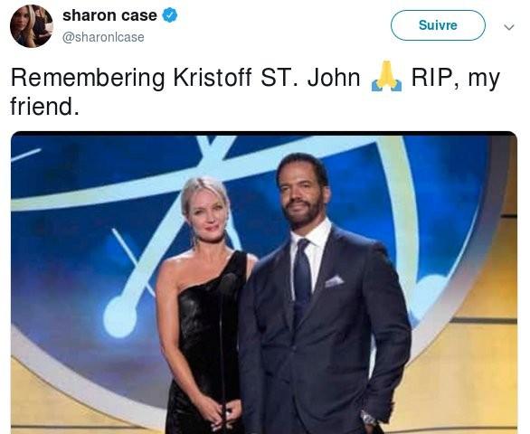 Hommages à Kristoff St. John