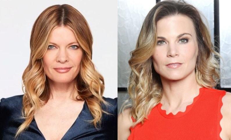 Choc : Gina Tognoni quitte Les Feux de l'Amour, Michelle Stafford reprend le rôle de Phyllis