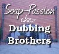 """Soap-Passion dans les coulisses du doublage des épisodes des """"Feux de l'Amour"""""""