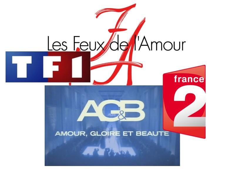 Programme des Feux de l'Amour et Amour, Gloire et Beauté en France pour Noël 2019