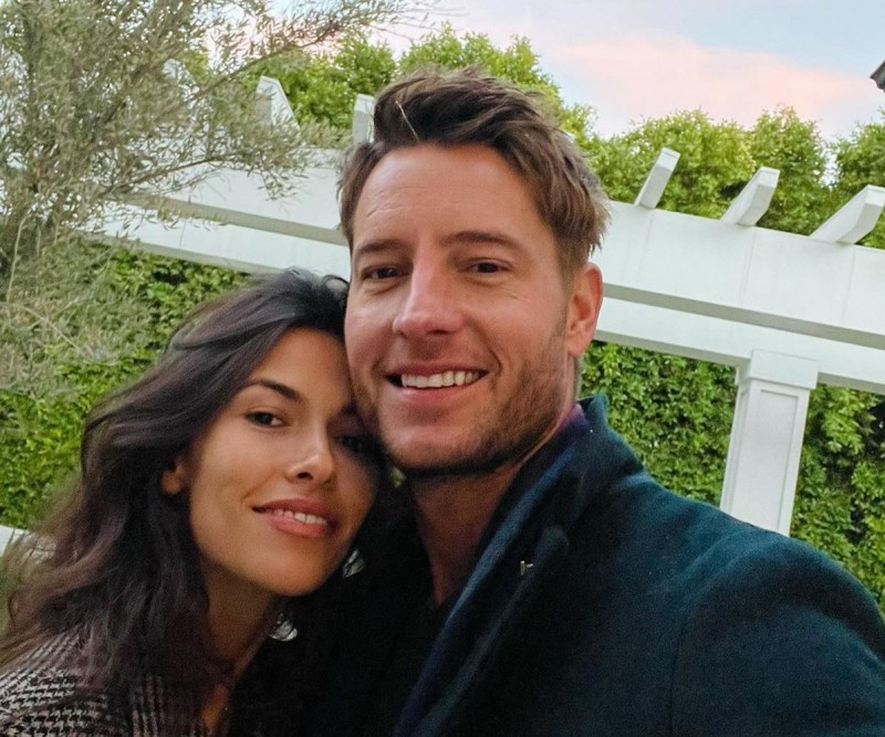 Justin Hartley (ex Adam Newman des Feux de l'Amour) et Sofia Pernas (ex Marisa Sierras) se sont mariés
