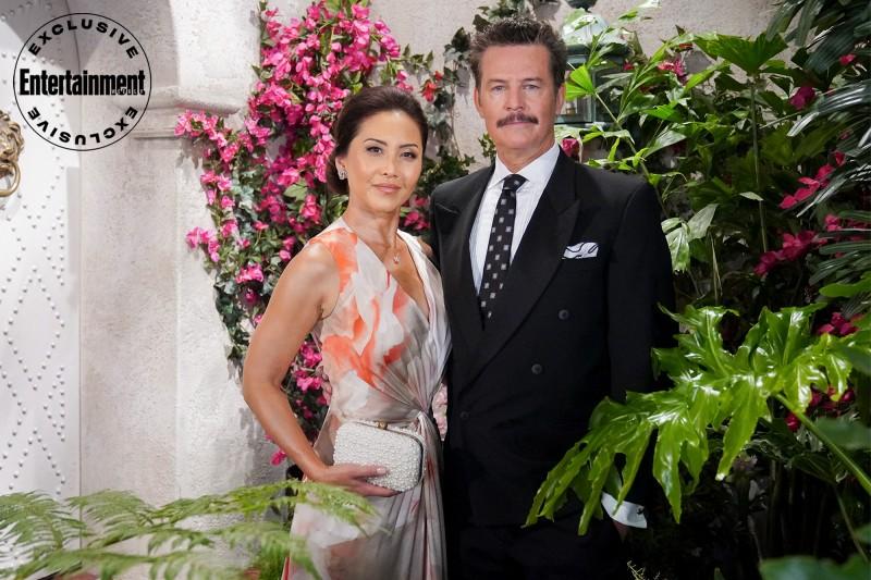 """Ted King et Naomi Matsuda seront les parents de Finn dans """"Amour, Gloire et Beauté""""/""""Top Models"""""""