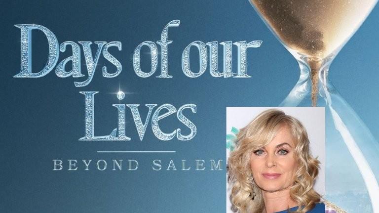 """Eileen Davidson (Ashley Abbott des """"Feux de l'Amour"""") dans un spin-off de """"Des Jours et Des Vies"""""""