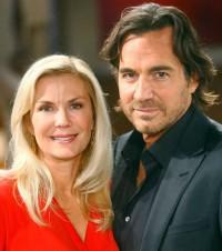 Brooke et le nouveau Ridge: Premier portrait du couple