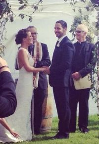 Carnet blanc : Melissa Claire Egan vient de se marier !