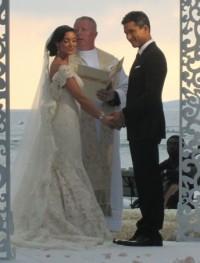Carnet Rose : Mario Lopez s'est marié !