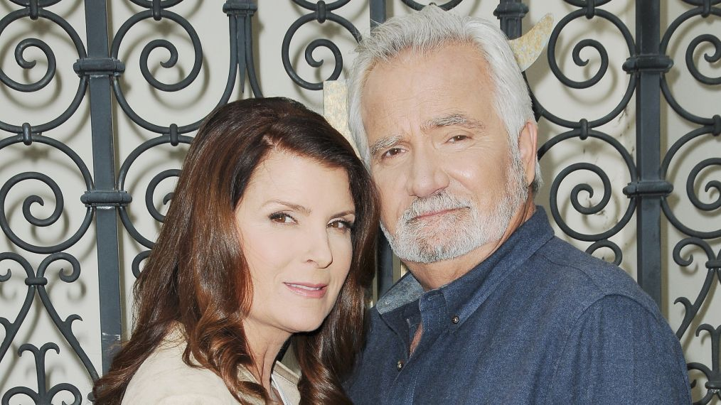 Kimberlin Brown et John McCook