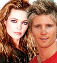 Thad Luckinbill fiancé !