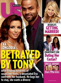 Eva Longoria divorce!
