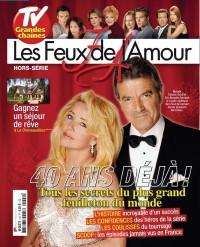 Exceptionnel : Un Hors Série de 'TV Grandes Chaînes' consacré aux Feux de l'Amour !