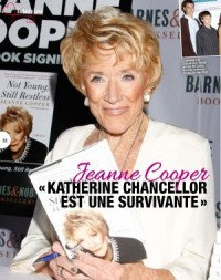 Exclusif : une interview de Jeanne Cooper