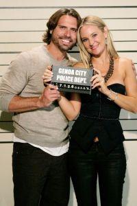 Les Feux de l'Amour : La fête de Nick et Sharon se termine en prison !