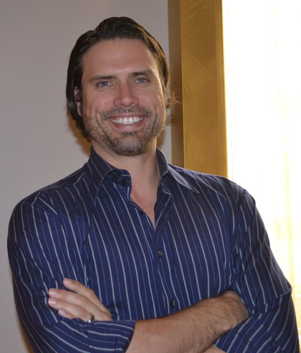 Joshua Morrow ©Soap-Passion.com