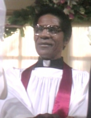 Reverend Greer