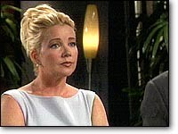 Les Feux de l'Amour, épisode N°7433 diffusé le 16 mars 2006 sur tf1 en France