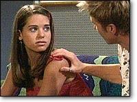 Les Feux de l'Amour, épisode N°7440 diffusé le 23 mars 2006 sur tf1 en France
