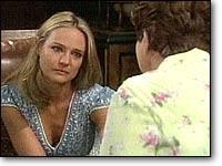 Les Feux de l'Amour, épisode N°7442 diffusé le 24 mars 2006 sur tf1 en France