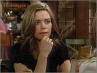 Les Feux de l'Amour, épisode N°8353 diffusé le 1 avril 2009 sur rtbf1 en Belgique