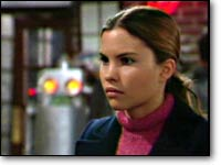 Les Feux de l'Amour, épisode N°7076 diffusé le 20 janvier 2005 sur tf1 en France