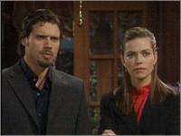 Les Feux de l'Amour, épisode N°8374 diffusé le 25 avril 2006 sur cbs aux USA