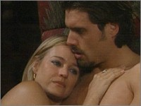 Les Feux de l'Amour, épisode N°8377 diffusé le 28 avril 2006 sur cbs aux USA