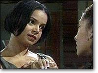 Les Feux de l'Amour, épisode N°7495 diffusé le 31 mai 2006 sur tf1 en France