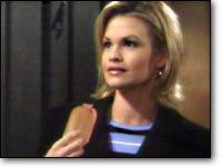Les Feux de l'Amour, épisode N°7083 diffusé le 28 janvier 2005 sur tf1 en France