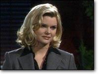 Les Feux de l'Amour, épisode N°7531 diffusé le 8 mai 2006 sur rtbf1 en Belgique