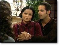 Les Feux de l'Amour, épisode N°7549 diffusé le 1 août 2006 sur tf1 en France