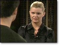 Les Feux de l'Amour, épisode N°7562 diffusé le 15 mai 2006 sur rts1 en Suisse