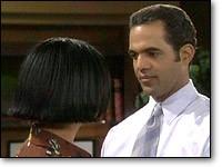 Les Feux de l'Amour, épisode N°7563 diffusé le 16 mai 2006 sur rts1 en Suisse