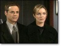 Les Feux de l'Amour, épisode N°7566 diffusé le 11 février 2003 sur cbs aux USA